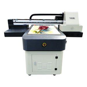 الأشعة فوق البنفسجية التعبئة آلة الطباعة ورقة 3d الخشب البلاستيكية التعبئة آلة الطباعة