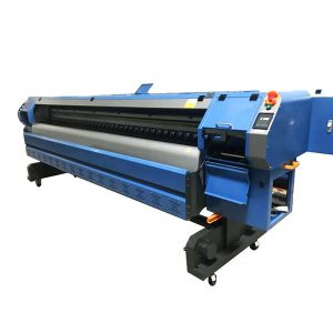 شكل واسع الرقمية العالمية فايتون المذيبات الطابعة / الراسمة / آلة الطباعة