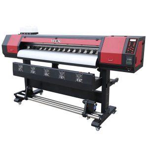 قماش الطباعة آلة طابعة dx5 النافثة للحبر للبيع