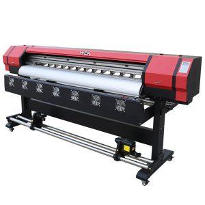 قماش الطباعة آلة طابعة dx5 النافثة للحبر للبيع.