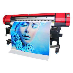 ملصق سيارة خلفية الرقمية pvc قماش الفينيل ملصقا آلة الطباعة