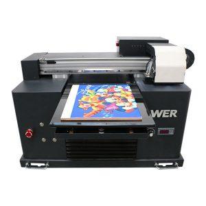 2019 جديد رأس الطابعة المسطحة dx5 a3 حجم uv led آلة الطباعة