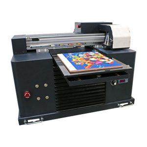أدى النافثة للحبر آلة الطباعة طابعة مسطحة للأشعة فوق البنفسجية a3 a4 الحجم