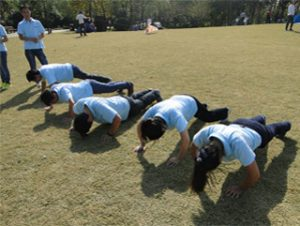 الأنشطة في Gucun Park ، خريف 2014 5