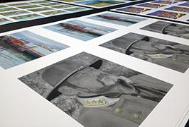 ورق الصور الفوتوغرافية مطبوع بطابعة 1.8 م (6 أقدام) بالمذيبات البيئية WER-ES1802 2