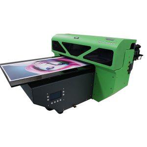 رأس الطباعة الرقمية dx7 a2 حجم الأشعة فوق البنفسجية الطابعة المسطحة
