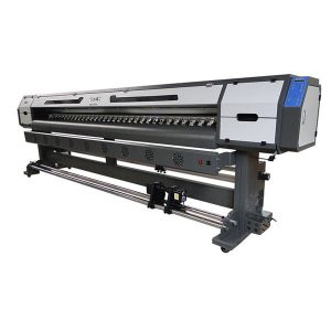 الايكولوجية المذيبات طابعة آلة الطباعة ملصقا للبيع