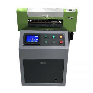 طابعة pvc شكل كبير طابعة قماش جولف الكرة آلة الطباعة WER-ED6090UV